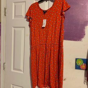 A.n.a Dress Size Large